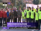 Ștafetă tricoloră de Ziua Armatei Române. 50 de militari vor parcurge traseul Armatei Române din 1944 în lupta pentru eliberarea Transilvaniei de Nord de sub dominația hortistă