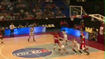 OPEN LFB 2014 - Basket Landes / Villeneuve d'Ascq : Les Highlights