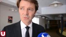 François Baroin s'exprime au congrès des maires des Ardennes