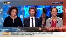 BFM Politique: L'interview de Ségolène Royal par Christophe Ono-Dit-Biot (3/5) - 19/10