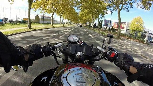 Inauguration Hydro Custom & Heritage Motorcycle