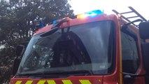 Odeur de brûlé au CCAS : intervention des pompiers