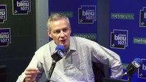 Bruno Le Maire (UMP) invité politique de France Bleu 107.1 et Metronews
