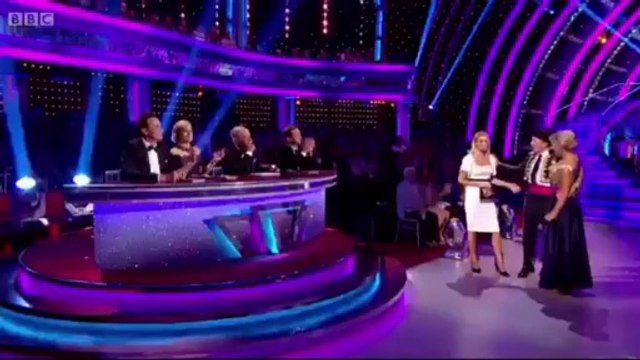 Tim Wonnacott OUT of Strictly Come Dancing