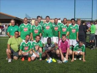 Championnat régional de football à 7 - sport adapté