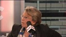 """GG Tweet - Michèle Alliot-Marie : """"#MarineLePen, je ne parle pas de quelqu'un qui veut me tuer !"""""""