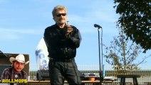 "JOHNNY HARLAY "" JE SUIS NE DANS LA RUE "" SHOW BENFELD 67 ALSACE 19 /10/2014 "" ROLLMOPS"""