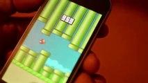 Il termine le jeu Flappy Bird !