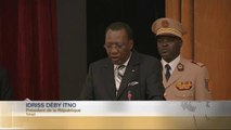 DISCOURS - Idriss Déby Itno -Tchad
