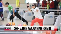 S.Korea dominate in Asian Paralympics Games bowling