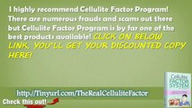 Cellulite Factor By Dr. Charles Livingston - Cellulite Factor Dr Charles