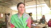Pakistan: les femmes du Nord s'emparent de métiers d'hommes