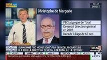 Nicolas Doze: Décès de Christophe de Margerie: qu'a-t-il apporté au groupe Total ? - 21/10