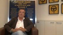 Bianchi - Minardi : ''Des erreurs faites lors de l'accident''