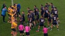 Le Haka hallucinant de Nouvelle-Zélande - Australie en juniors