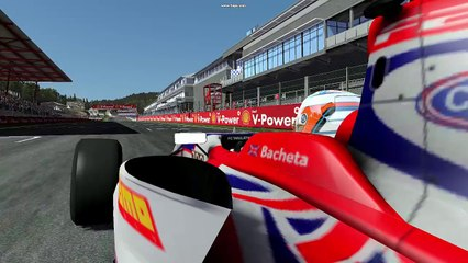 Formula Two Spa-Francorchamps
