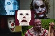 Les clowns les plus terrifiants du monde