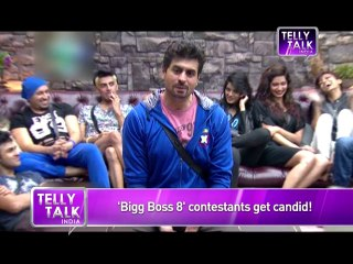 Bigg Boss 8- Contestants get CANDID in a TASK