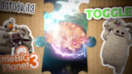 Toggle de LittleBigPlanet 3