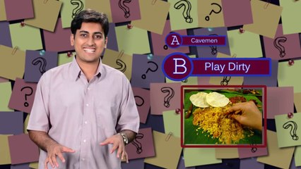 Why Do Indians Eat With Their Hands?