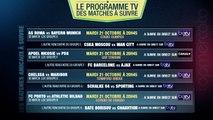 AS Roma-Bayern, APOEL-PSG, Barça-Ajax... Le programme TV des matches de Ligue des Champions du jour !
