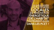 Interview de Raphaël CLAUSTRE, Directeur, Cler - Réseau pour la transition énergétique