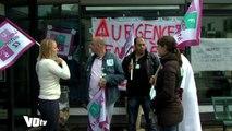 VOTV Grève aux urgences de Pontoise