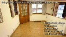 Baby Farms - Columbus Ohio - 2 HUGE Garage 6+ cars | 4470 N 4TH Street | Homes That Click