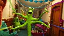 Monsters University: Teaser HD