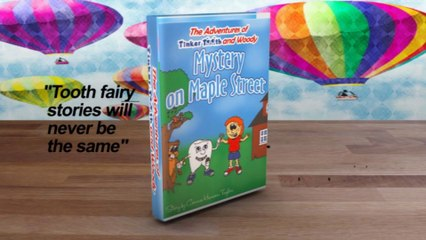 New Children's Tooth Fairy Mystery Book