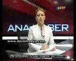 Ntv de güldüren canlı yayın kazası