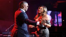 Jamie Foxx Grinds Up On Beyonce's Mom Tina Knowles