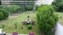 A vendre - maison - MAIZIERES LES METZ (57280) - 5 pièces - 83m²