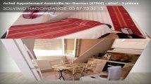 A vendre - appartement - Amnéville-les-thermes (57360) - 3 pièces - 60m²
