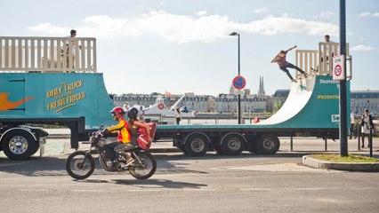 Sosh Truck - 4ème étape à Bordeaux