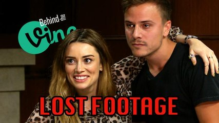 Behind the Vine: LOST FOOTAGE with Arielle Vandenberg and Matt Cutshall | DAILY REHASH | Ora TV