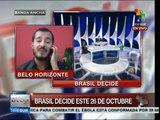 Denuncias de desvío de fondos por parte de Aecio Neves en Minas Gerais