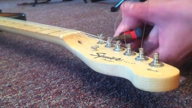 Guitar Maintenance_ Changing the Strings on Your Acoustic or Electric Guitar
