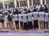 Rentrée au Lycée d'Amitié Sino Béninoise