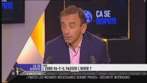 L'Euro proche de la fin - (Alain Soral, Emmanuel Todd, Eric Zemmour...)