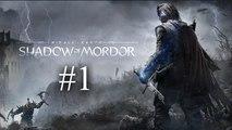 Sombras de Mordor - Parte 1 - Español (1080p)