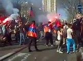 Manifestation Armeniens a Marseille France (Génocide Arménien - 24 avril 2014)