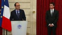 Discours lors de la remise des insignes de la Grand Croix de l'ordre national du Mérite au Premier ministre