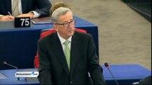 La Commission Juncker investie par le Parlement européen