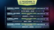 Liverpool-Real Madrid, Monaco-Benfica... Le programme TV des matches de Ligue des Champions du jour !