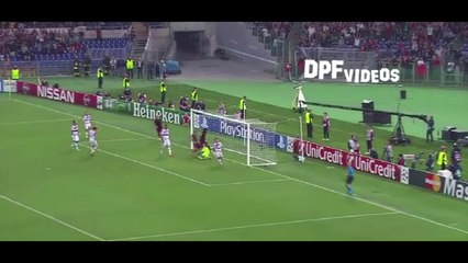 Roma vs Bayern 1:7 || All Goals