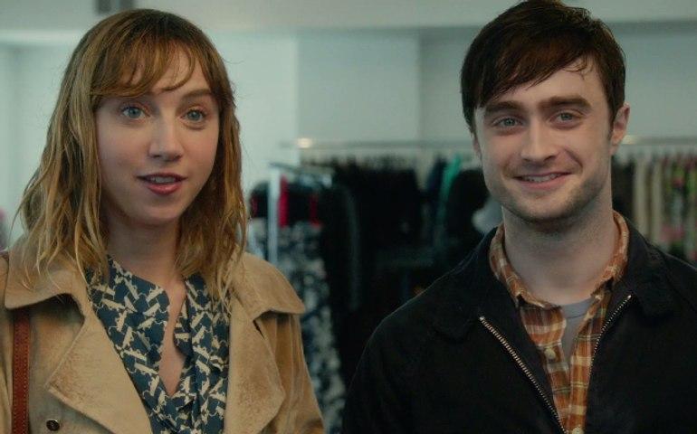 Et (beaucoup) plus si affinités - Une comédie romantique avec Daniel Radcliffe et Zoe Kazan! - Le 29/10!