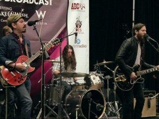 Spanish Gold - Debut Radio Performance