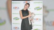 Sarah Hyland Champions Pet Adoption