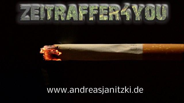 Zigarette Time Lapse Zeitraffer